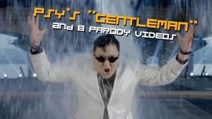 """Psy Second Song """" Gentleman """""""