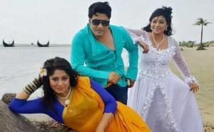 Kisu Asha Kisu Bhalobasa Film by Shabnur Mousumi and Ferdous