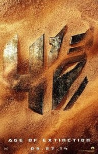 Transformers 4:Age Of Extinction Action Movie Of United States