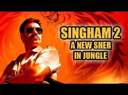 Singham 2 Ajay Devgan Hindi Movie