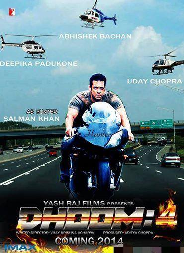 Dhoom 4 (2014) Salman Khan Upcoming Hindi Movie