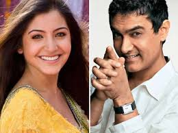 P.K. Hindi Film By Aamir Khan & Anushka Sharma