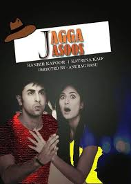 Jagga Jasoos Katrina Kaif And Ranbir Kapoor Hindi Movie