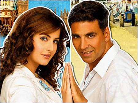 Namastey London 2 Hindi Movie 2015