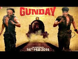 Gunday Hindi Movie Reviews 2014