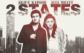 2 States 2014 Hindi Movie By Alia Bhatt And Arjun Kapoor