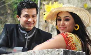 Red 2014 Bangla Movie By Shakib Khan And Apu Biswas
