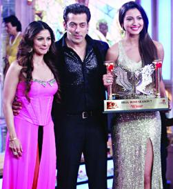 Big Boss-7 (2013) won Gauhar Khan