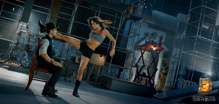 Dhoom Machale Dhoom Title Song Of Dhoom 3