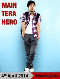 Main Tera Hero Hindi Movie By Varun Dhawan