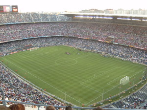 Barcelona vs Celta De Vigo Spain La Liga Football Match