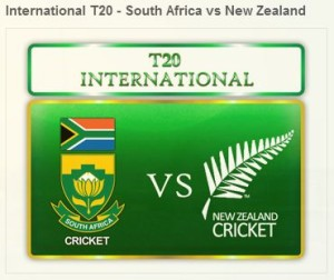 South Africa vs New Zealand ICC T20 World Cup 2014