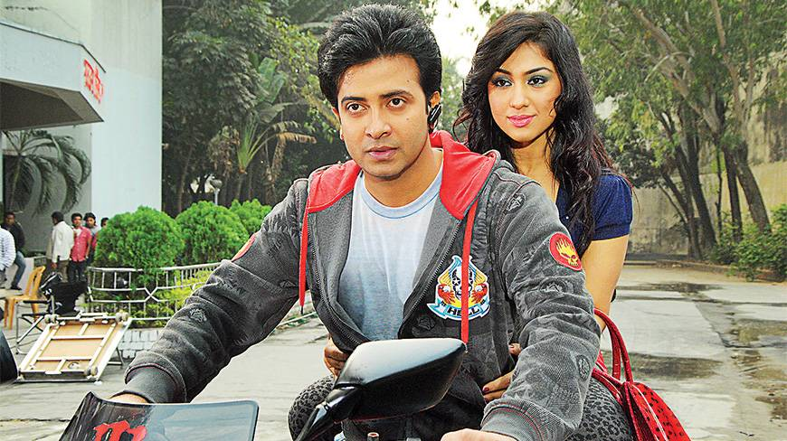 Bangla Movie Diaring Lover 2014