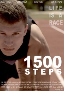 1500 Steps (2014) Australian Movie