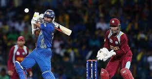 Sri Lanka vs West Indies 1st Semi-Final T20 World Cup 2014