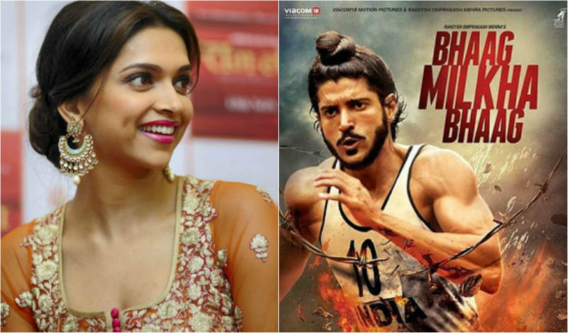 IIFA Awards 2014 Best Movie Bhaag Milkha Bhaag, Best Actress Deepika