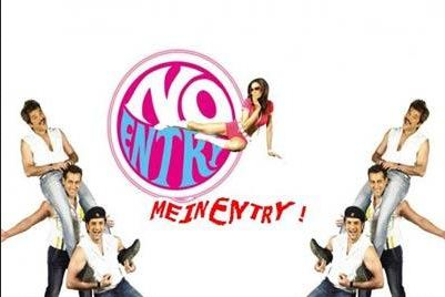 No Entry Mein Entry Salman Khan Upcoming Hindi movie