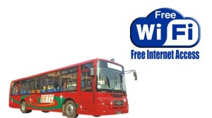 WiFi Facility Public Bus For The First Time In Dhaka, Bangladesh