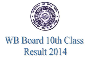 West Bengal Madhyamik Pariksha Results Published 2014