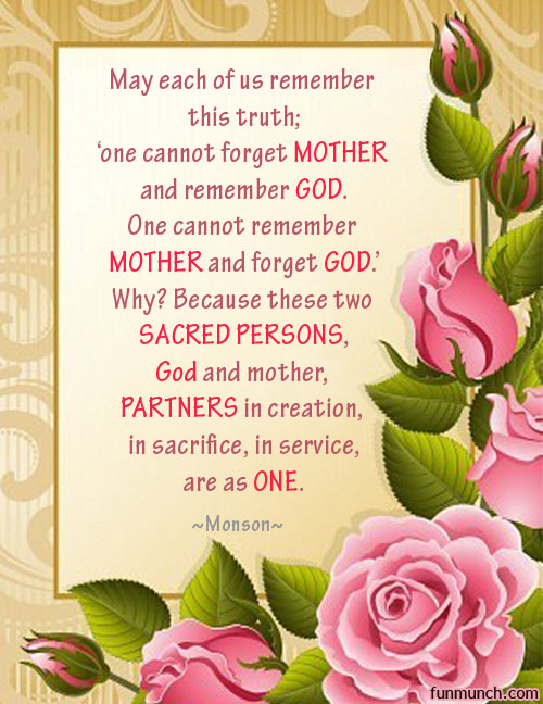 Mother's Day 2014 Quotes, Wallpaper, SMS and Poems