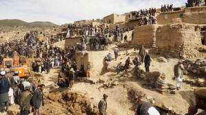Landslide death reached 2100 in Afghanistan
