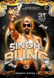 Singh Is Bling Hindi Movie