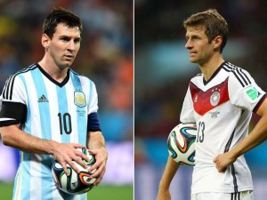 Argentina Vs Germany 20th FIFA World Cup Final 2014