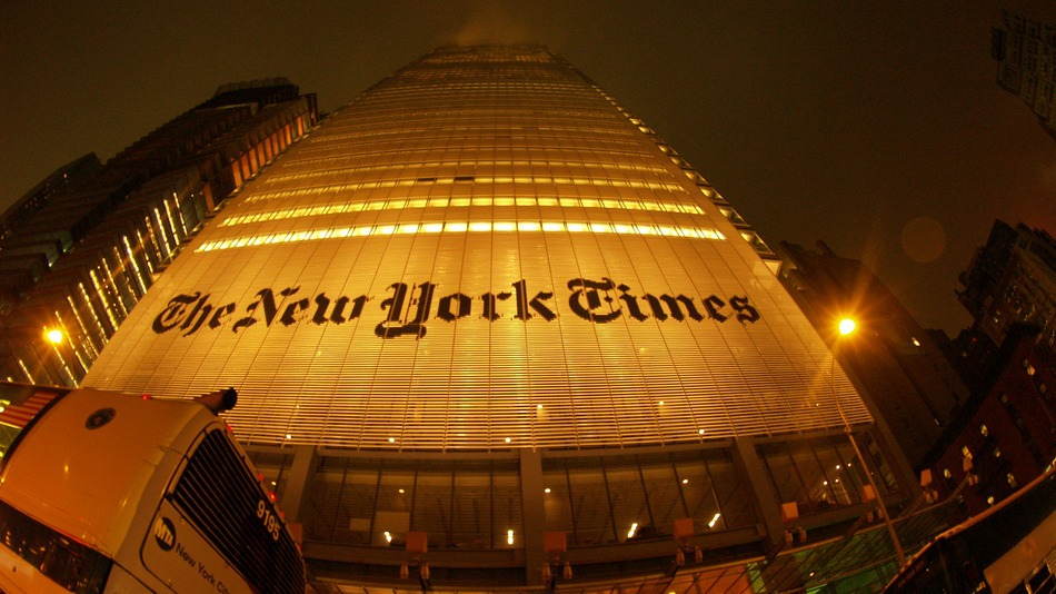 New York Times: Top Companies 10 Job Openings And more Informations