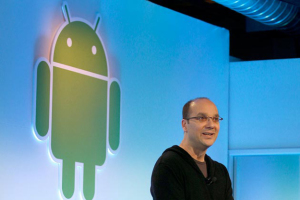 The Co-Founder Of Android Andy Rubin Exists From Google: Replaced By James Kuffner