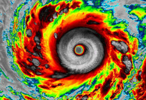 Strongest Storm Typhoon Nuri May be Assailed Again 2014