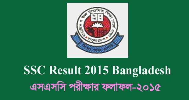 Bangladesh SSC Result 2015 All Education Board
