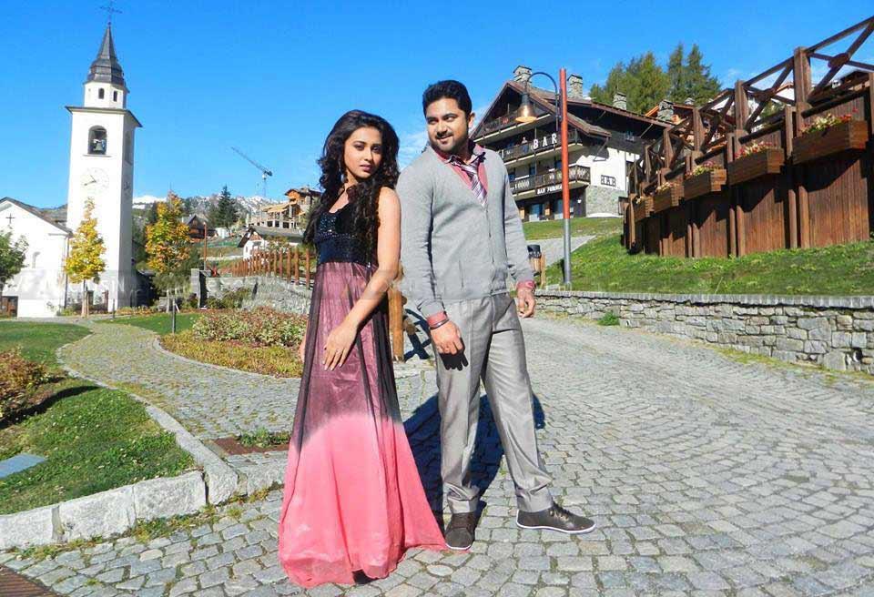 Bangali Babu English Mem Upcoming Film By Soham & Mimi