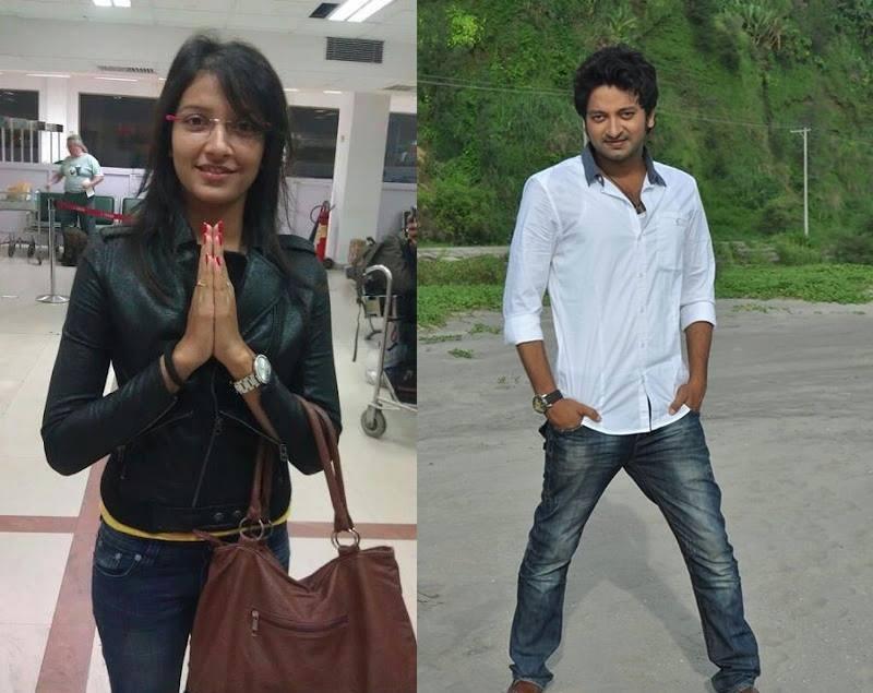 Ami Sudhu Cheyechi Tomay Subhashree,Ankush & Symon Bangla Movie