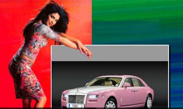 Priyanka Chopra Buying Five Million 'Rolls Royce'