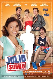 Julio Sumiu 2014 Brazilian Movie