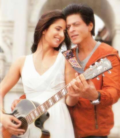 Raees (2015) Shahrukh Khan And Katrina Kaif Hindi Movie