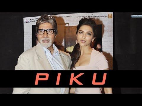 Piku 2015 Deepika Padukone Upcoming Hindi Movie