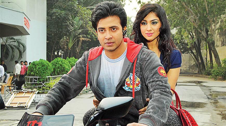 Bangla Movie Diaring Lover 2014
