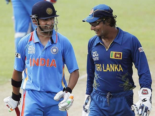 India vs Sri Lanka ICC Twenty20 World Cup Final on 6th April 2014
