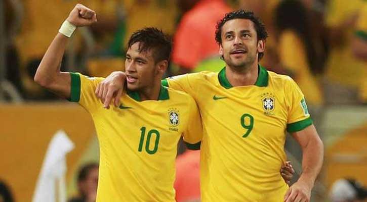 Brazil FIFA World Cup 2014 Team Squad & Match Fixtures