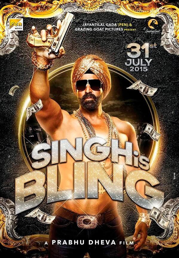 Singh Is Bling Hindi Movie